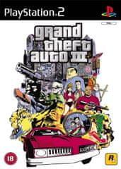 Take 2 GTA III (PS2)