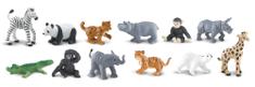 Safari Ltd. Tuba - mláďata ze ZOO