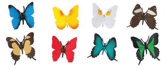Safari Ltd. Tuba - Motyle