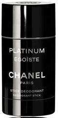 Chanel sztyft Egoiste Platinum - 75 ml