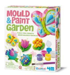 4M magnetki z motivi vrta