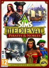 EA Games The Sims Medieval: Pirates & Nobles (PC)