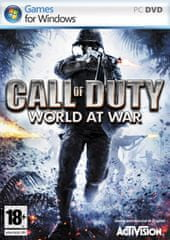 Activision Call of Duty: World at War (PC)