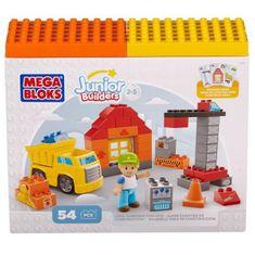 MEGA BLOKS gradbeni set Junior (07152U)