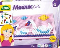 LENA Mozaik kirakó lányoknak Kreatív játék
