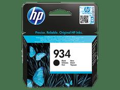 HP 934 Tintapatron, Fekete (C2P19AE)