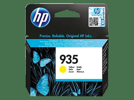 HP kartuša 935 rumena (C2P22AE)