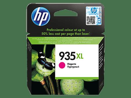 HP kartuša 935 XL magenta (C2P25AE)