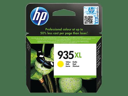 HP kartuša 935 XL, rumena (C2P26AE)