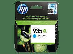 HP kartuša 935 XL cyan (C2P24AE)