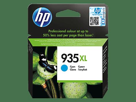 HP 935 XL azurová (C2P24AE)