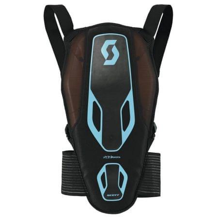 Scott Back Protector Soft Actifit Védőfelszerelés, Kék, L