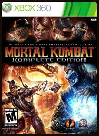 Warner Bros Mortal Kombat 9 Complete edition (Xbox 360)