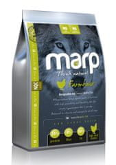 Marp Natural Farmhouse hrana za pse, piščanec, 12 kg