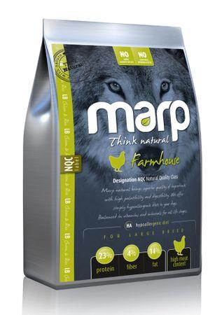 Marp Natural Farmhouse hrana za pse, piščanec, 2 kg