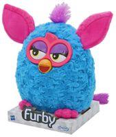 Furby Mohican plyšový, 20cm Blauw
