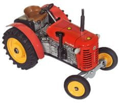 KOVAP Traktor Zetor 25A červený