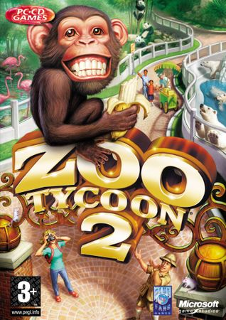 Microsoft Zoo Tycoon 2: Ultimate Collection (PC)