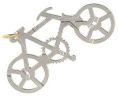 Eureka! Cast Silver - Bike Ördöglakat