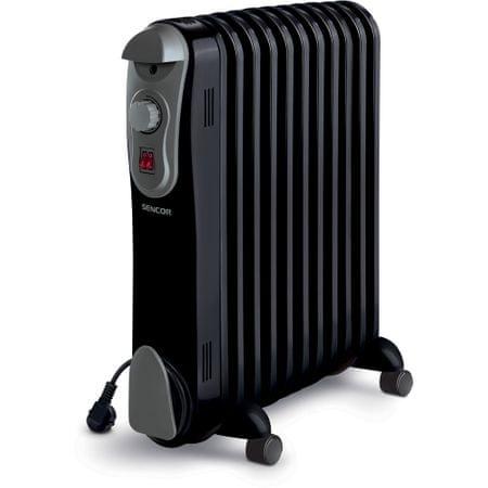 Sencor oljni radiator SOH 3111BK