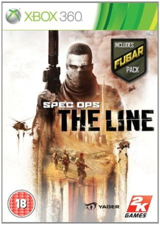 Take 2 SPEC OPS: THE LINE FUBAR EDITION XBOX360