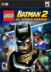 Warner Bros Lego Batman 2: DC Superheroes (PC)