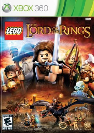 Warner Bros LEGO: LORD OF THE RINGS XBOX 360