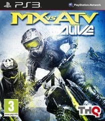 THQ MX VS ATV Alive (PS3)