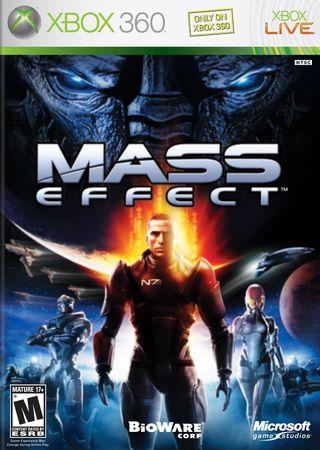 Microsoft Mass Effect (Xbox 360)