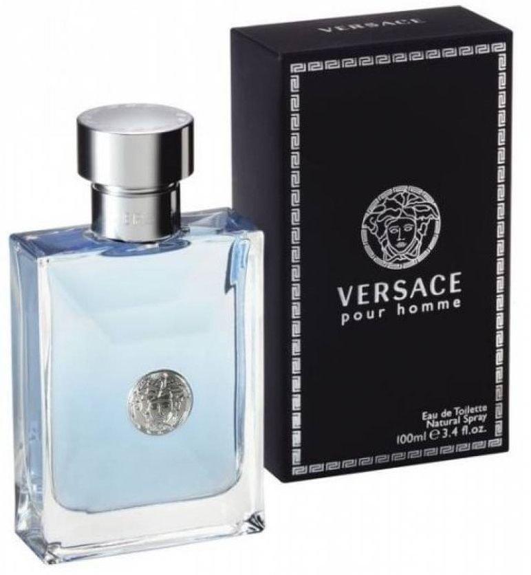 Versace Pour Homme EDT - 100 ml, DOSTAWA GRATIS, BEZPŁATNY ODBIÓR: WARSZAWA, WROCŁAW, KATOWICE, KRAKÓW!