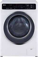 LG F84U1TBS2 Elöltöltős mosógép, 8 kg, A+++ -40%