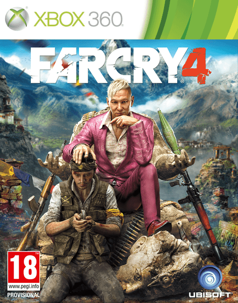 Ubisoft Far Cry 4 / Xbox