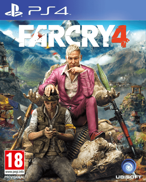 Ubisoft Far Cry 4 / PS4