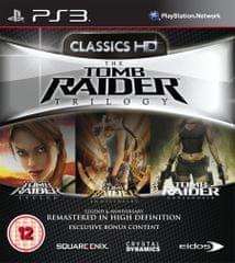 Square Enix Tomb Raider Trilogy (PS3)