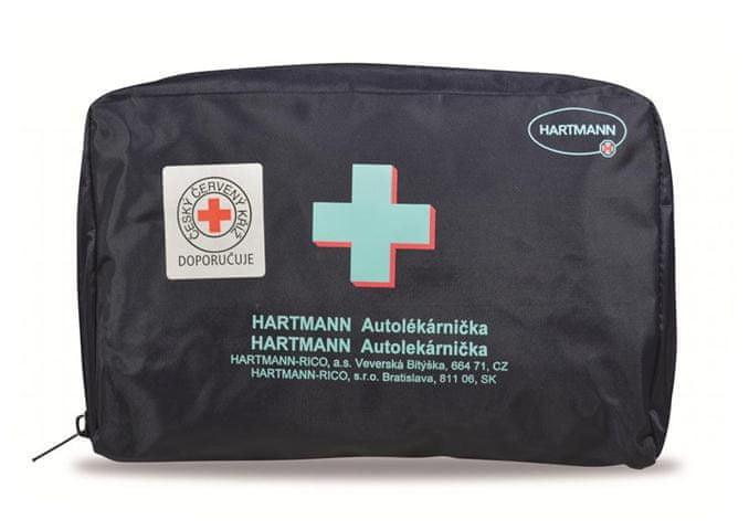 Hartmann Autolékárnička tmavomodrá