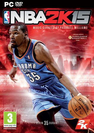 Take 2 NBA 2K15 (PC)
