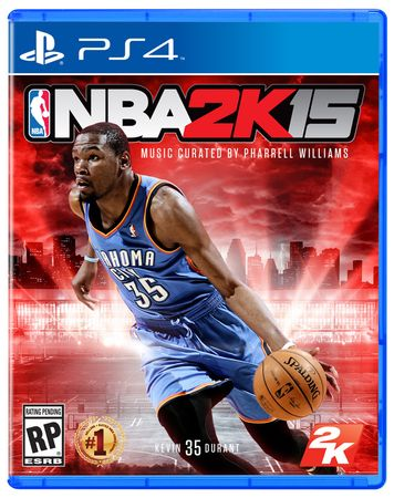 Take 2 NBA 2K15 (PS4)