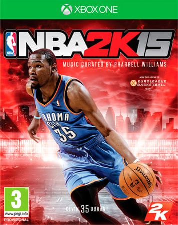 Take 2 NBA 2K15 (Xbox ONE)