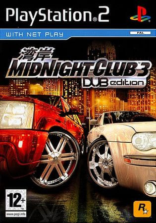 Take 2 Midnight Club 3 Remix (PS2)