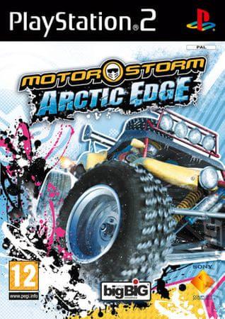 Sony Motorstorm Artic Edge (PS2)