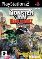 Activision Monster Jam: Urban Assault (PS2)