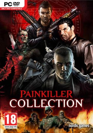Painkiller Complete Collection (PC)