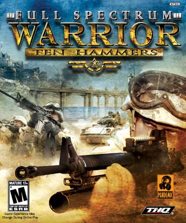 Full Spectrum Warriors: 10 Hammer (PC)