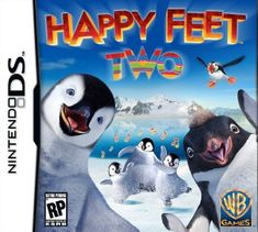 Warner Bros Happy Feet 2 NDS