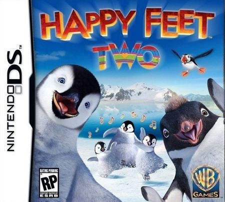 Warner Bros Happy Feet 2 NDS