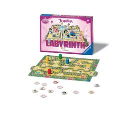Ravensburger Disney Princess Junior Labirintus Társasjáték