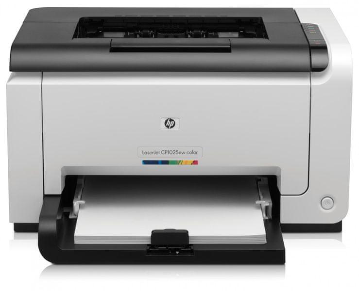 HP LaserJet Pro CP1025nw color (CE918A)