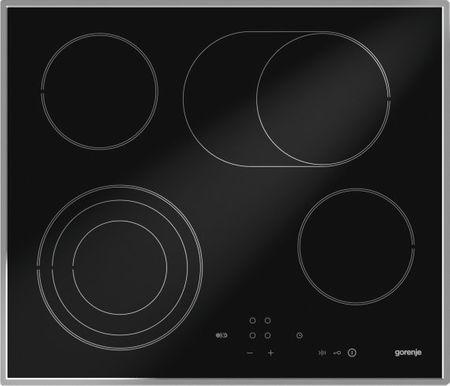 Gorenje steklokeramična kuhalna plošča ECT680X