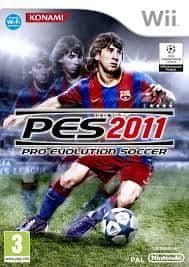 Konami Pro Evolution Soccer (WII)