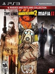 Take 2 2K Bundle (Spec Ops, Borderlands 2, Mafia 2) (PS3)